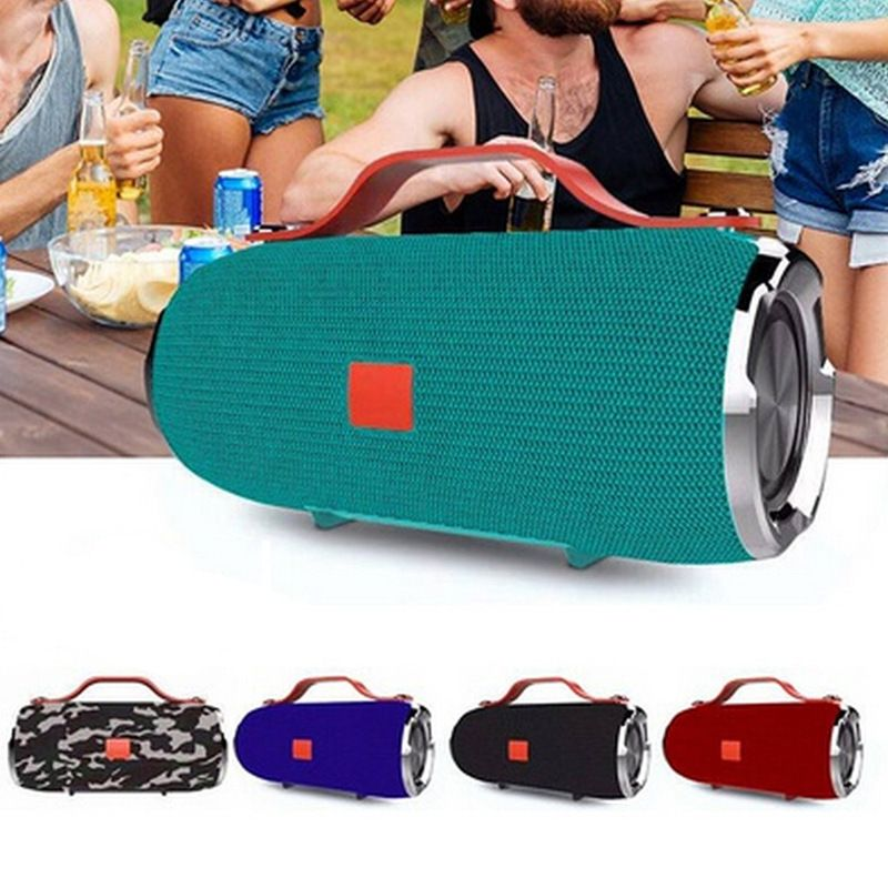 DOITOP Wireless Bluetooth Speakers For Smart Phones Ultra Bass Outdoor Camping Hiking Portable Waterproof <font><b>Loudspeaker</b></font> Voice Box