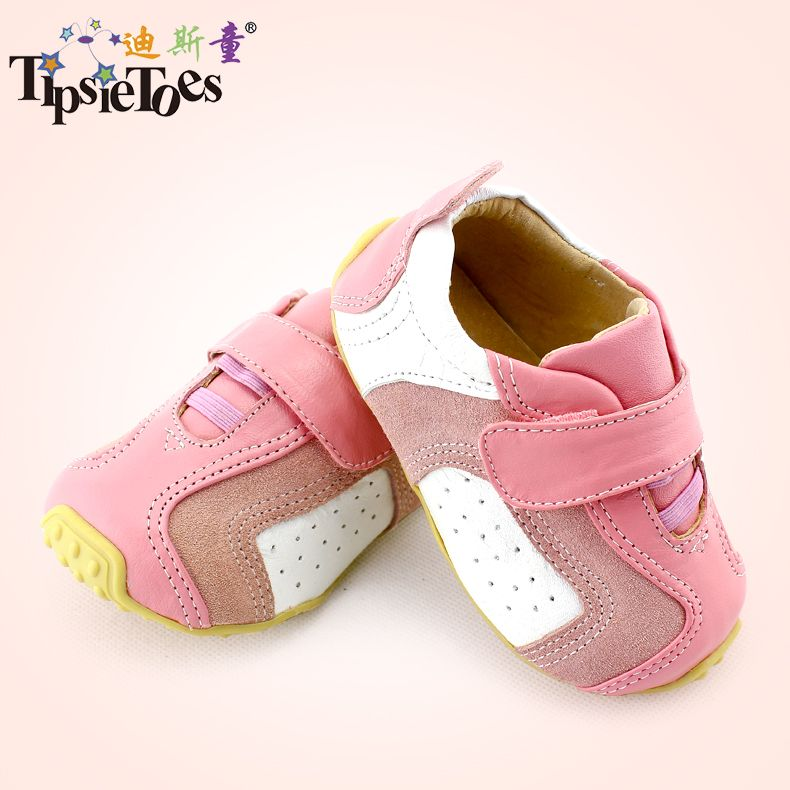 TipsieToes Brand Casual Baby Kid Toddler Shoes Moccasins For Girls 2018 Autumn Spring Fashion Nmd Sneakers Yeezys Burbry Leather
