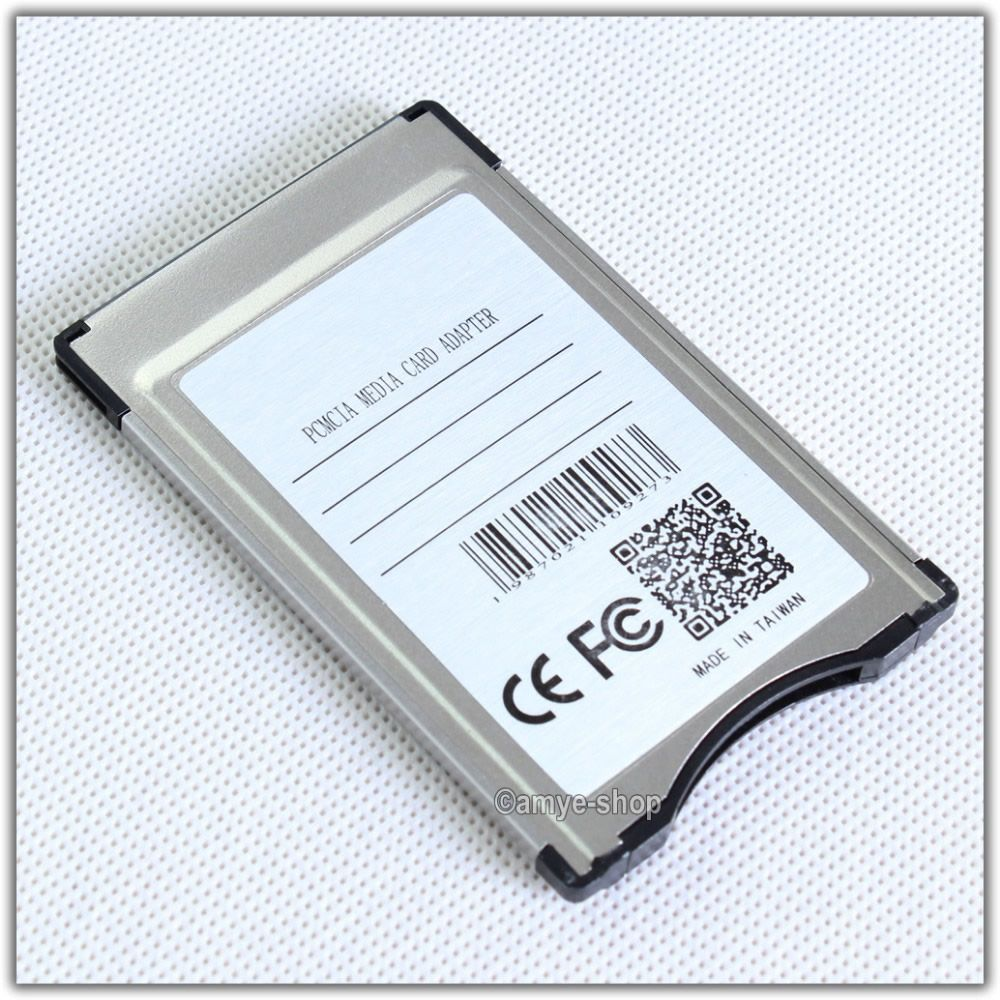 Reyann PCMCIA Convert to SD Card Adaptor For Mercedes Benz S E C GLK CLS Class COMMAND APS System with PCMCIA Slot support 32GB