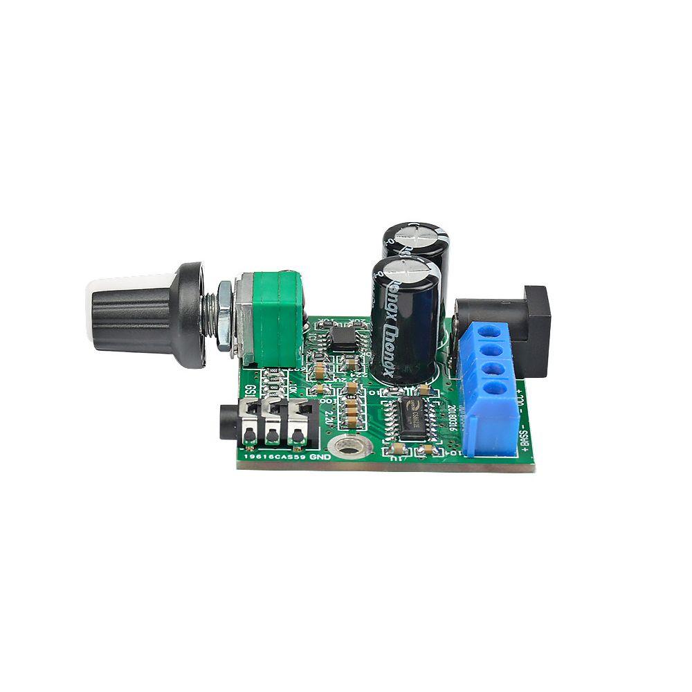 AIYIMA 25 w Subwoofer Amplificateur Conseil Sous Audio Mono Amp DIY Pour Haute-Classe Ordinateur Haut-Parleur Home Cinéma