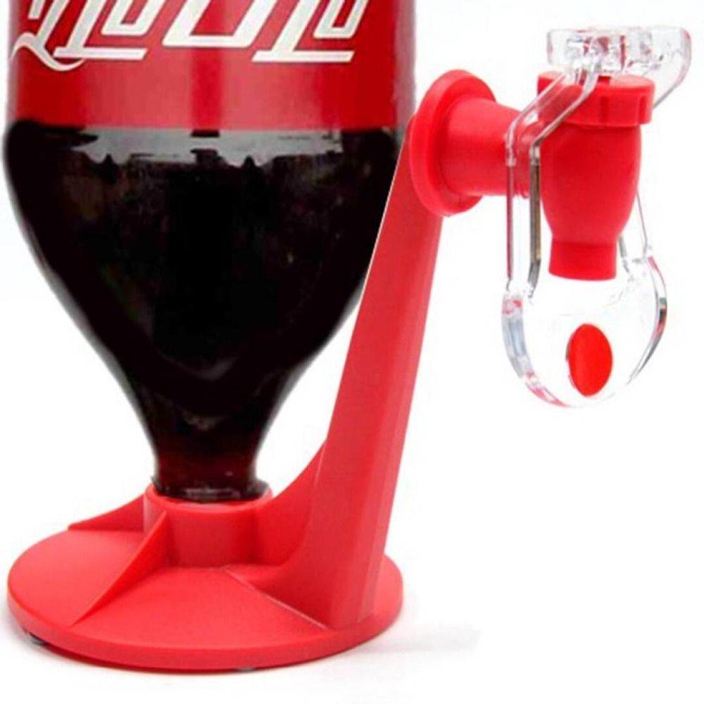 Hand Press Water Drinks Dispenser Upside Down Drinking Fountains Switch Drinker Bottle Party Bar Kitchen Gadgets