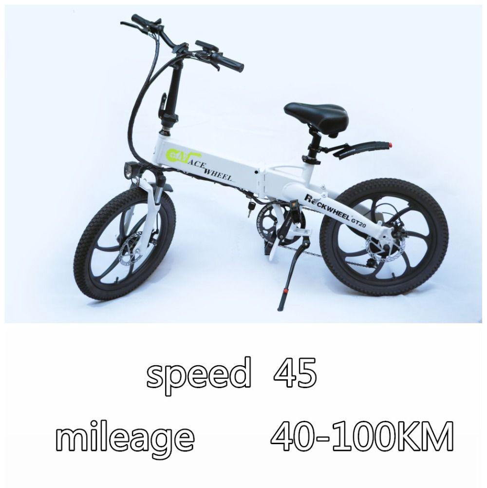 GT20 elektro-fahrrad 48 V