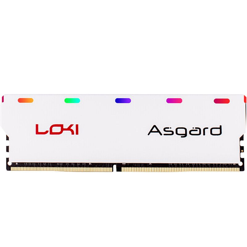 Asgard Loki series DDR4 8gb 16gb 2666mhz 3000mhz RGB RAM for gaming desktop with high performance memoria ram