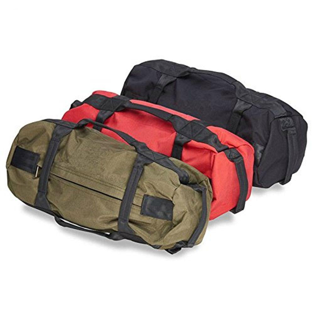 New Tactical Adjustable High Quality Weight Bag Heavy Training Sandbag Fitness Training Military Training