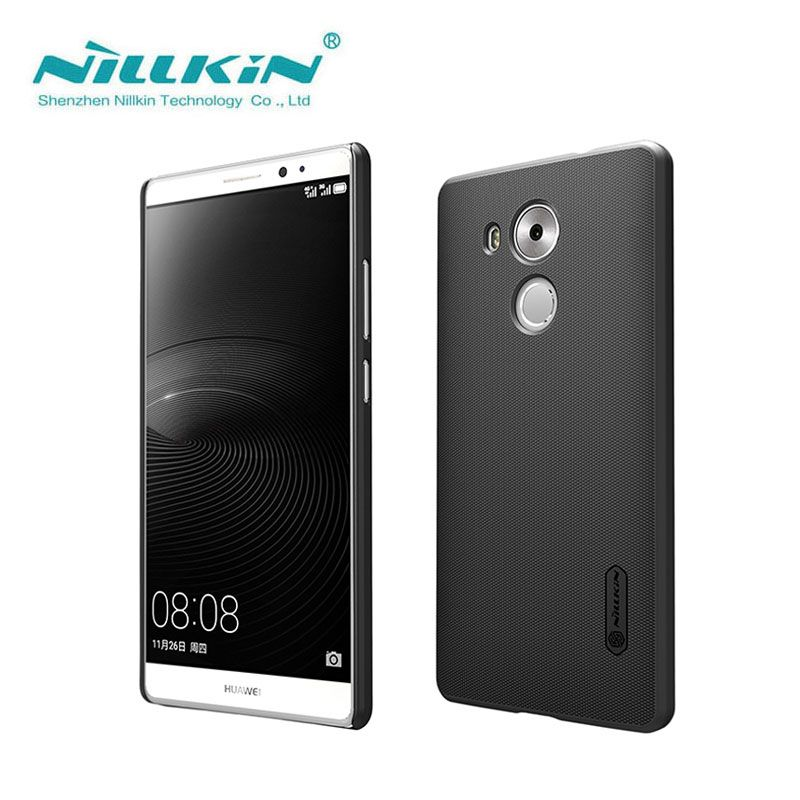 Huawei Mate 8 Case Nillkin Super Frosted Shield Case For Huawei Mate 8 With Screen Protector
