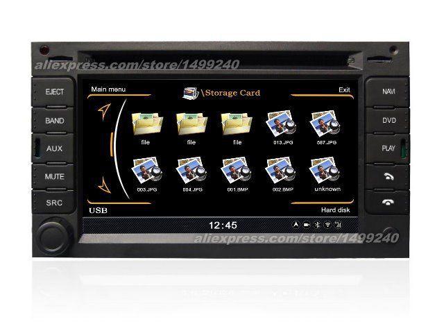 For Citroen Jumpy 2003~2007 - Car GPS Navigation System + Radio TV DVD iPod BT 3G WIFI HD Screen Multimedia System