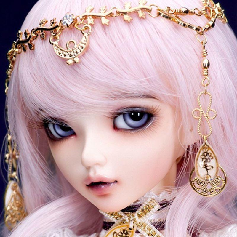 Oueneifs Волшебная страна MiniFee Хлоя BJD 1/4 модель тела Reborn для маленьких девочек мальчиков глаза куклы Высокое качество игрушки магазин Косметика...