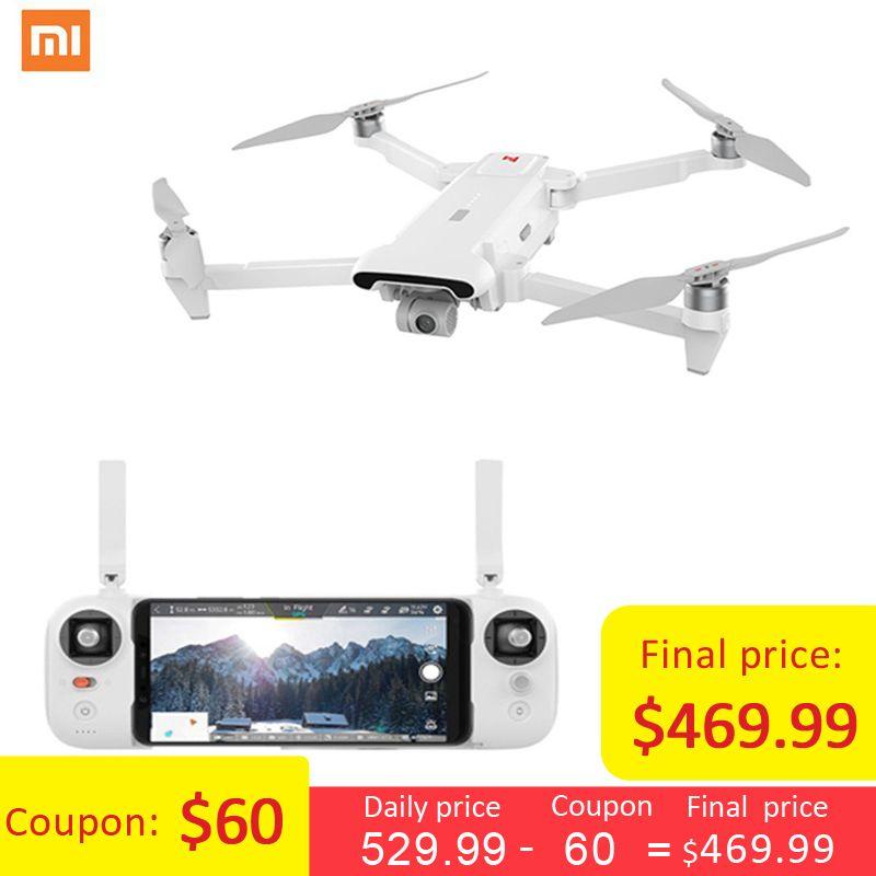 Xiaomi FIMI X8 SE 5 KM FPV Mit 3-achsen Gimbal 4 K Kamera GPS 33 minuten Flugzeit RC Faltbare Drone Quadcopter RTF Professionelle