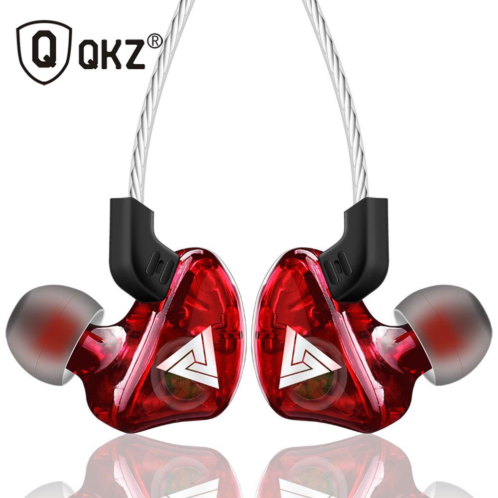 Écouteur Original QKZ CK5 dans l'oreille écouteur stéréo en cours d'exécution Sport casque suppression de bruit HIFI fone ouvido