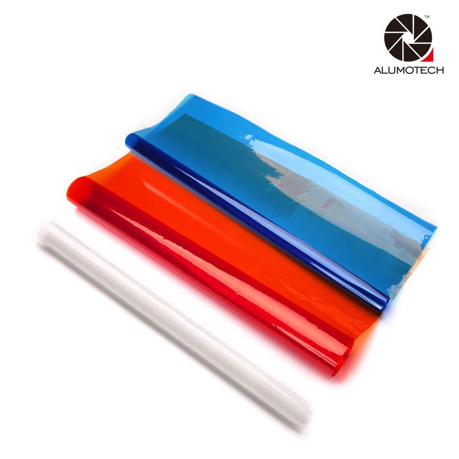 Color Filter Coloured Gel 3200K 5600K For Arri Fresnel tungsten Camera lighting