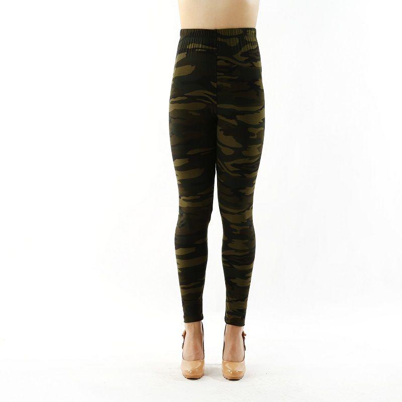 a19fashion womens bottoms high elastic pants capris comfortable plus leggings american style popular print free shipping xxxxxl