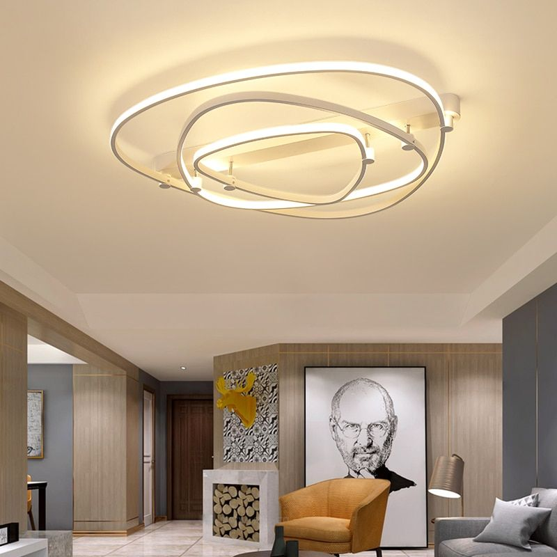 NEO Gleam Living Study Room Bedroom Modern Led Ceiling Lights AC85-265V Home Deco Ceiling Lamp Fixtures lamparas de techo