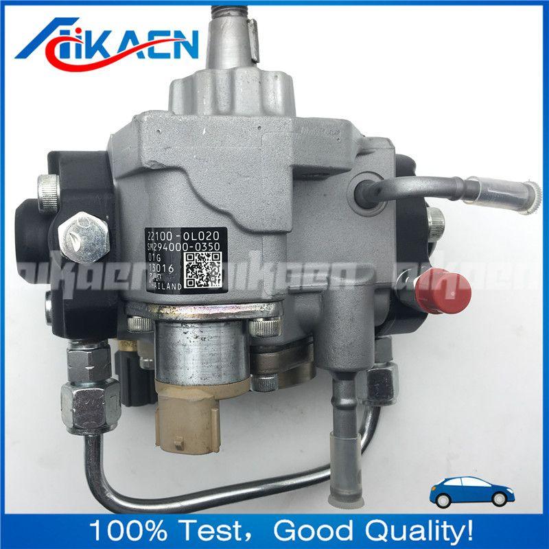 22100-0L020 remanufacturing fuel injector pump fit for TOYOTA 1KD FTV HILUX  22100 0L020 294000-0350