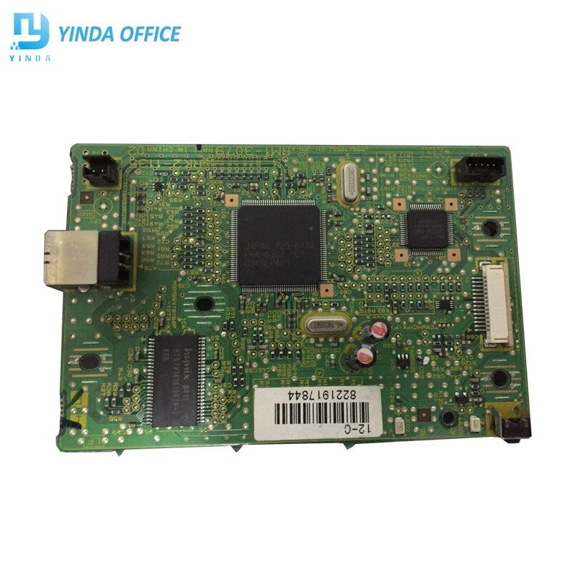 Original 90% New Formatter Board Main Board for Canon LBP2900 LBP 2900 RM1-3126 RM1-3078 Mother Board