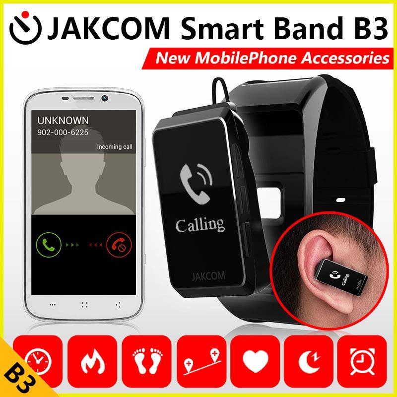 Jakcom B3 Montre Smart Watch Nouveau Produit De Fiber Optique Équipement Comme Décapant Ftth Vide 110 À Dessouder Pistolet Fil De Fiber Optique