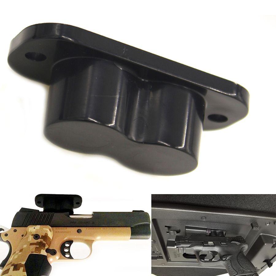 Concealed Magnetic Gun Holder Holster Gun Magnet  Rating for Car Under Table Bedside  Pistol magnet  Coat hanger Hunting