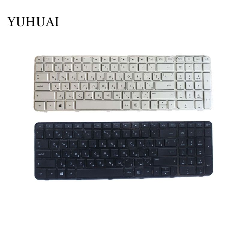 Russian Keyboard for HP Pavilion G6 G6-2000 G6-2200 G6Z-2000 G6-2000 g6-2100 G6-2163sr G6Z-2000 AER36Q02310 R36 RU WITH FRAME