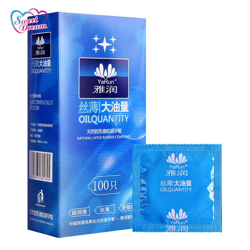Adult Life Condoms 100 Pcs/Lot Natural Latex Smooth Lubricated Condom Contraception Condoms for Men Sex Toys Sex Products LF-011