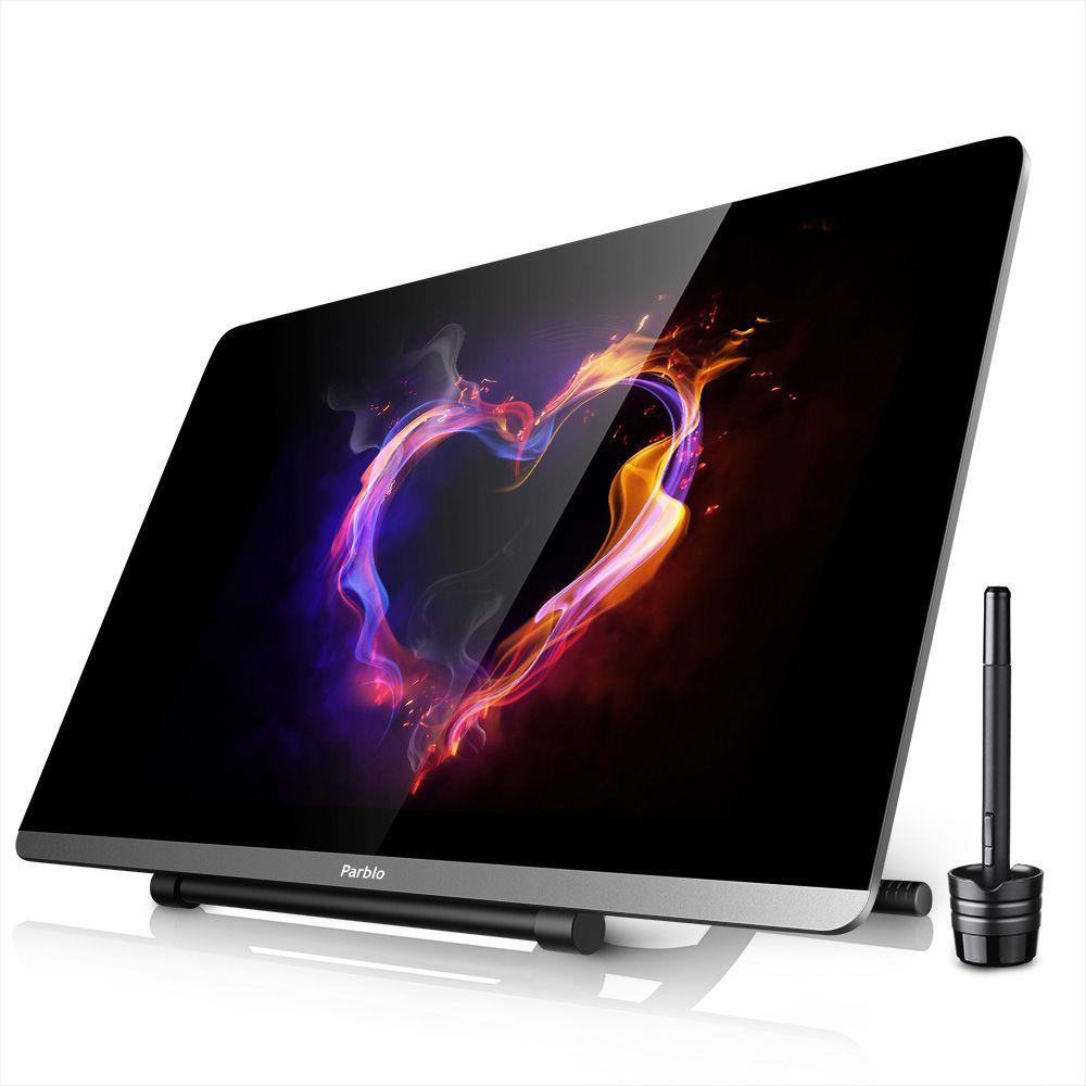 Parblo Mast22 21,5 Grafik Monitor 1920x1080 Volle HD Display Digitale Grafiken Zeichnung Tablet Monitor 8192 Ebene Stift druck