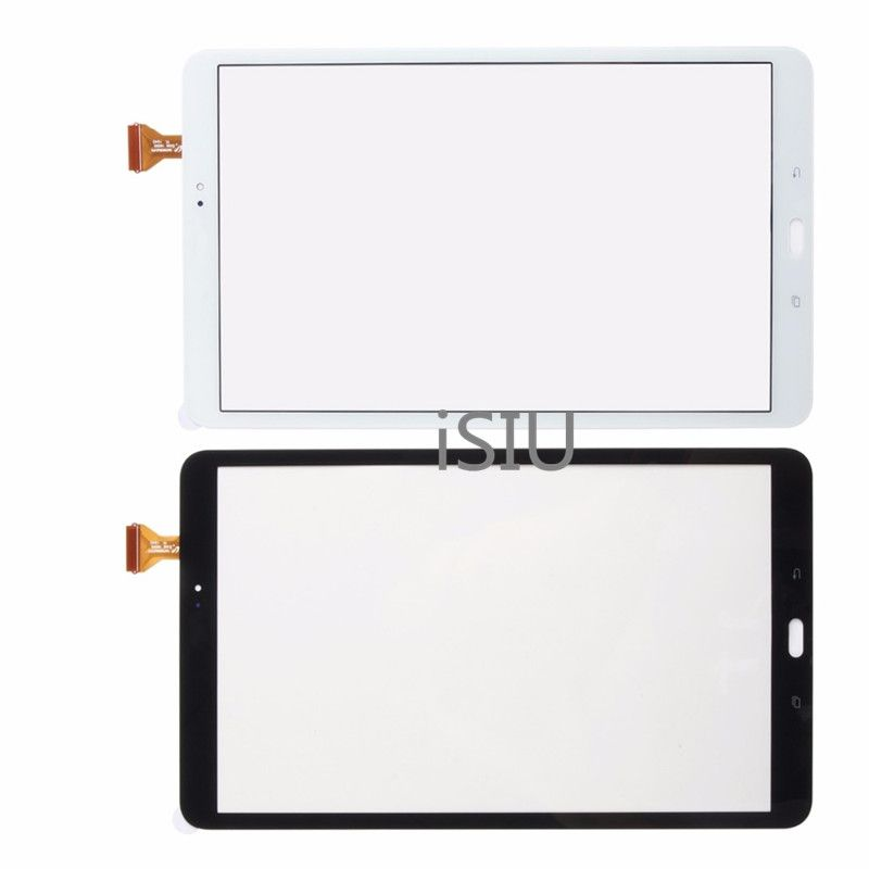 iSIU Touch Screen For Samsung Galaxy Tab A 10.1 T580 T585 Tablet Touch Panel Glass Digitizer Repair Black White NO LCD DISPLAY