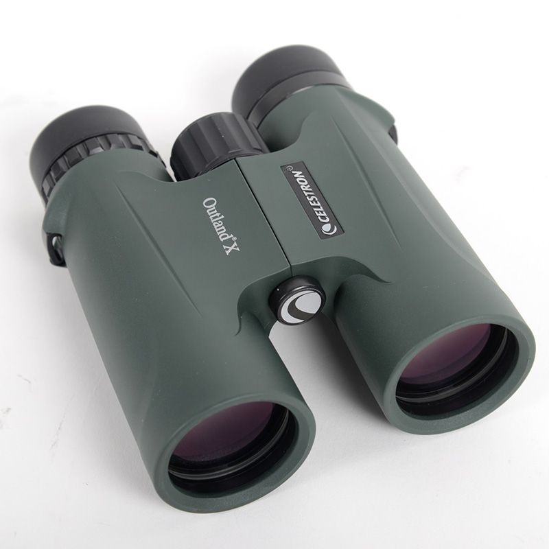 Celestron binoculars telescope Outland X 8*42 Waterproof portable viewing The multilayer film green optical coating binoculars