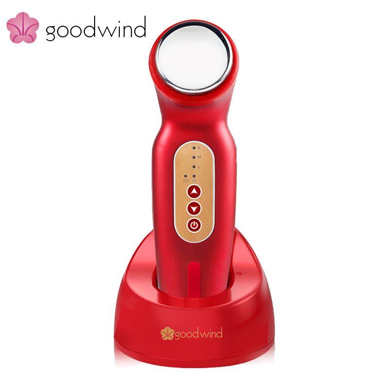 La goodwind CM-1-2 Facial Body Lifting Firming V Shape Beauty Skin Care Machine Massager Electric Spa <font><b>Health</b></font> Ultrasonic Cleaner