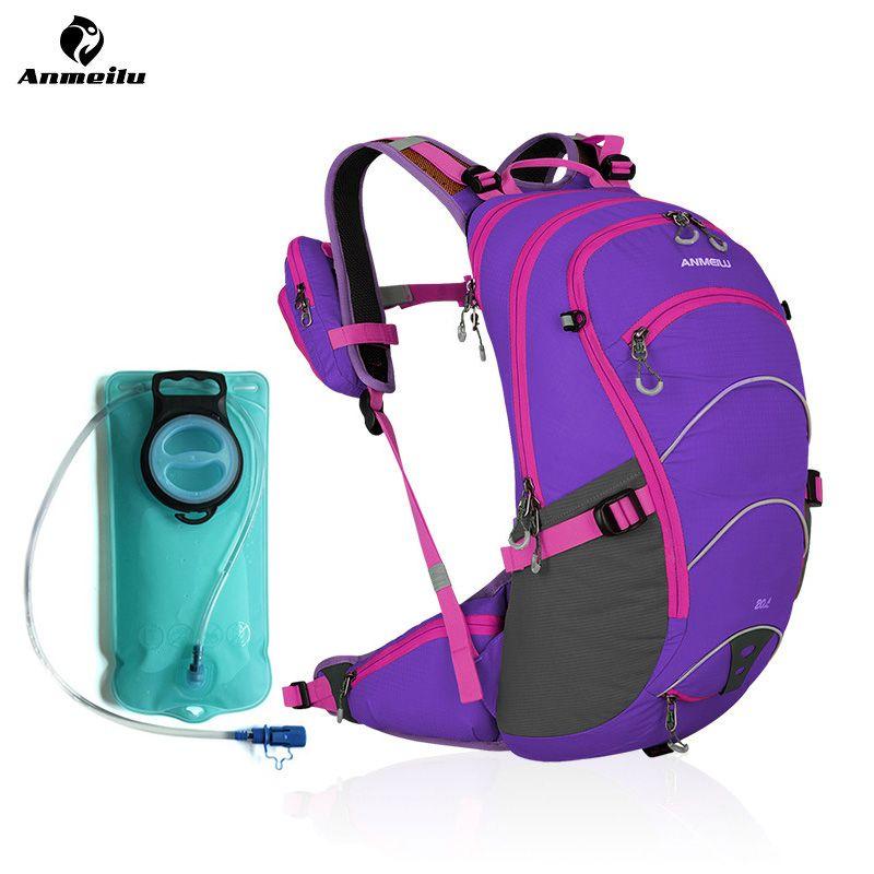 ANMEILU 2L Wassersack Camelback + Wasserdichte 20L Outdoor Sports Radfahren/Camping/Wandern Tasche Trinkrucksäcke Wasser-blasen-sport-rucksack rucksack