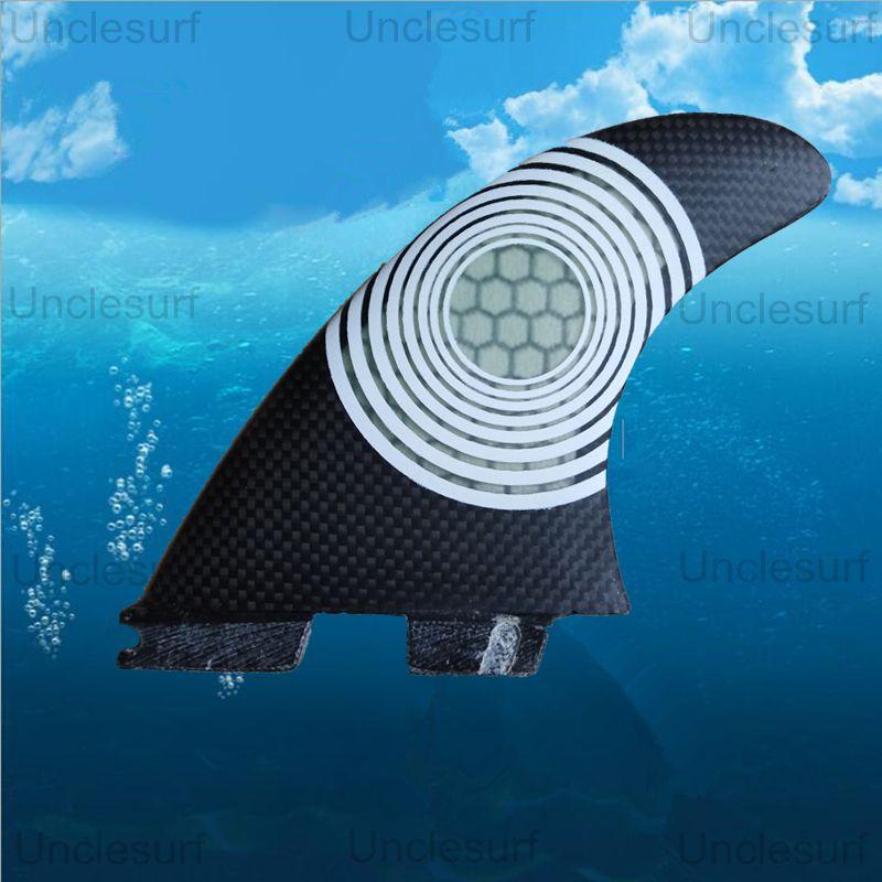 Surf Fcs ii fins Honeycomb Fiberglass Carbon G5 Surfboard fins quillas surf fins 3pcs/set aletas surf surfboard accessories