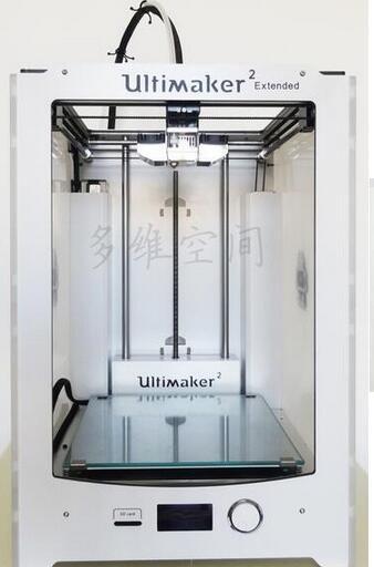 2017 Ultimaker 2 Extended+ 3D printer clone DIY full kit/set(not assemble) single nozzle Ultimaker2 Extended+ 3D printer