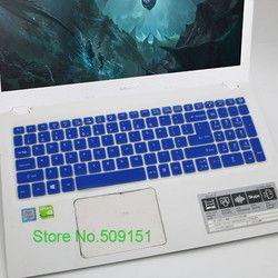 15.6 ''silicone Keyboard Protector Cover Kulit untuk Acer Aspire E15 E5 575G E5-575G V3-574G TMTX50 TMP259 F5 573G E5 552G 553G