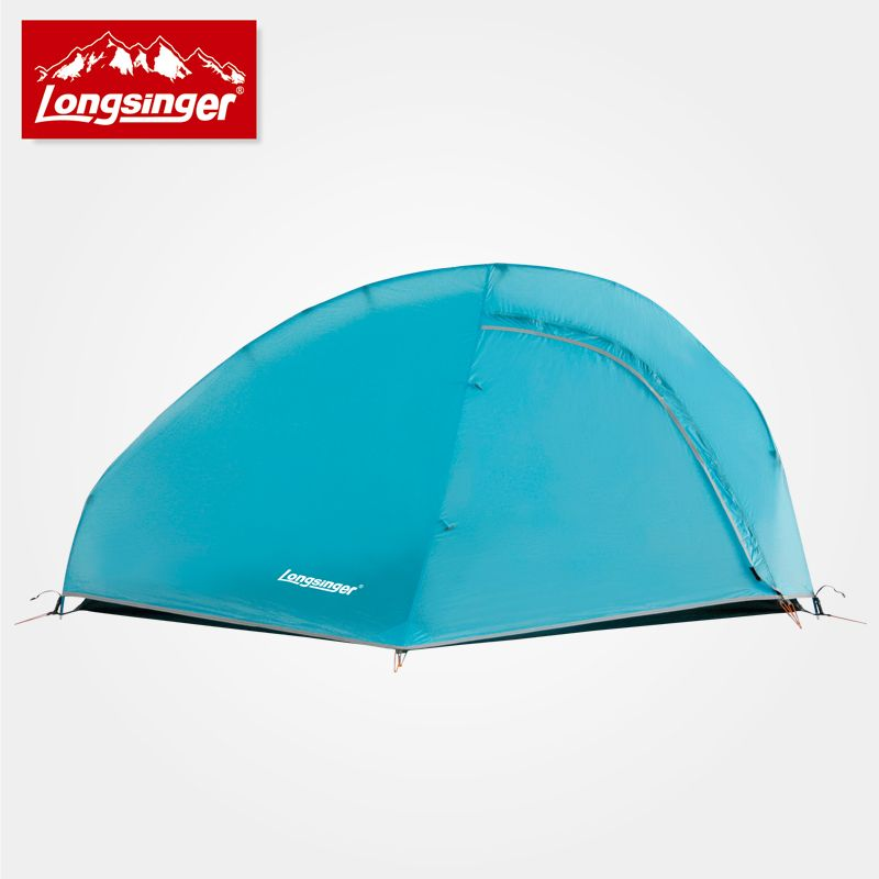 Swervers silicon ultra-light single tent double layer aluminium rod outdoor camping alpine tents