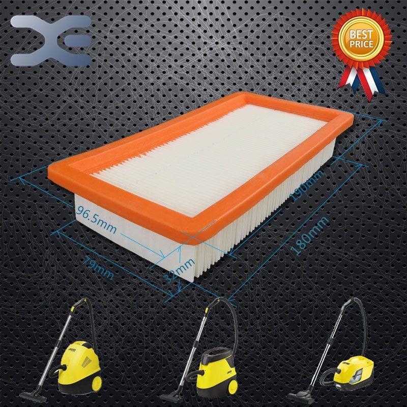 Filtres Pour Karcher DS5500 6000 5600 5800 Aspirateur Partie Robot Aspirateur Pièces De Rechange Hepa Filtre