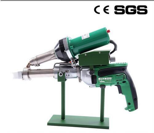 Kunststoff hand extruder schweißpistole kunststoffextrusion schweißgerät hdpe-rohr-schweißmaschine LESITE LST600A