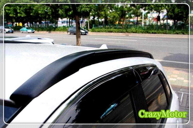 Black color Top Roof Rails Rack Luggage Carrier Bars For Mitsubishi ASX / Outlander sport 2010 2011 2012 13 14 15 2016 2017 2018
