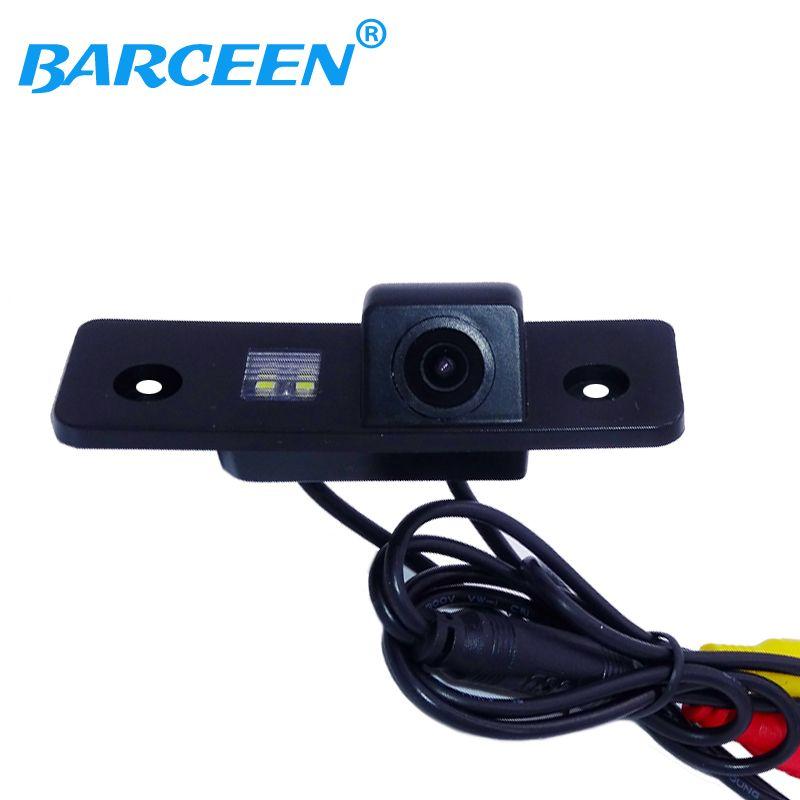 CCD spécial voiture vue arrière caméra de recul recul rétroviseur pour SKODA ROOMSTER/pour OCTAVIA TOUR/pour FABIA