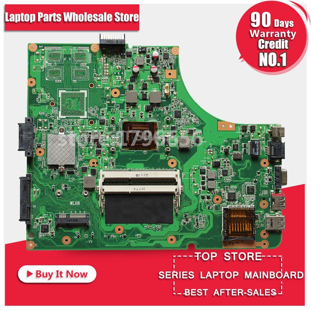 K53SD REV: 6.0 ноутбук материнской платы с i3 Процессор USB3.0 mianboard для ASUS K53SD-интегрированной графикой DDR3 mianboard