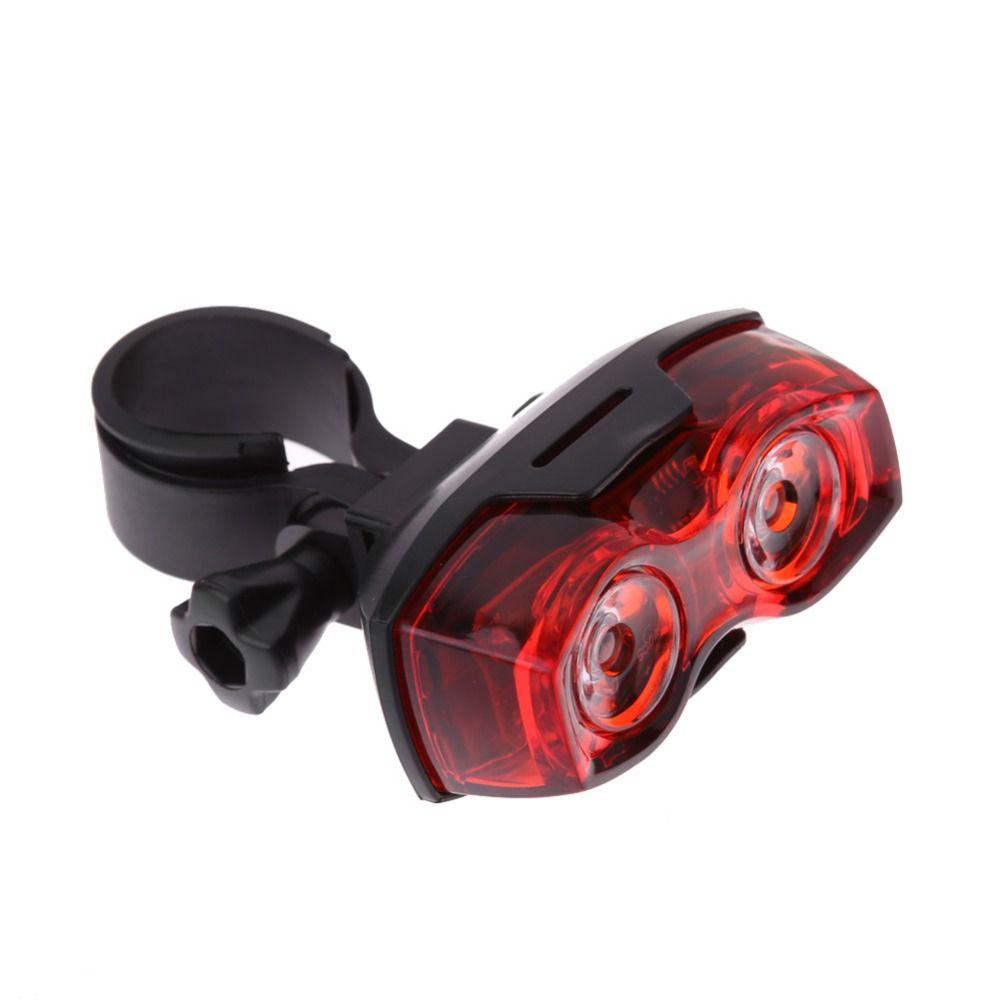 Sicherheit Warnung Scheinwerfer Led Fahrrad Rücklicht 1000 mt Radfahren Licht Moutain Rennrad Hinten Sattel Lampe 3 Modelle