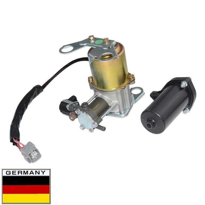 AP02 Suspension Kompressor Pumpe + trockner Für Toyota Land Cruiser Prado 4 Runner Lexus GX470 GX460 4891060021 48910-60041 4891060020