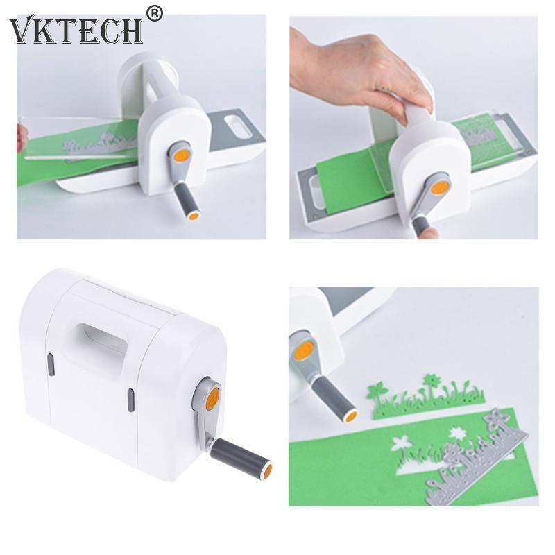 DIY Scrapbooking Die Machine De Découpe Gaufrage Matrices à Découper Machine Scrapbook Cutter Die Cut Papier Cutter Die-Cut Machine