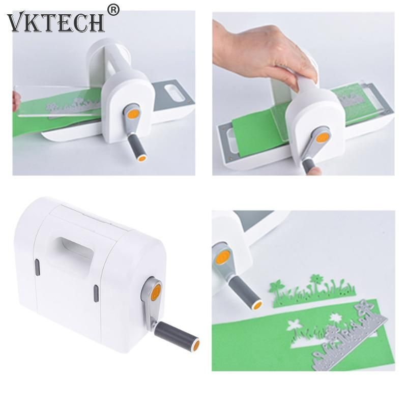 DIY Scrapbooking Die Cutting Machine Embossing Cutting Dies Machine Scrapbook Cutter Die Cut Paper Cutter Die-Cut Machine