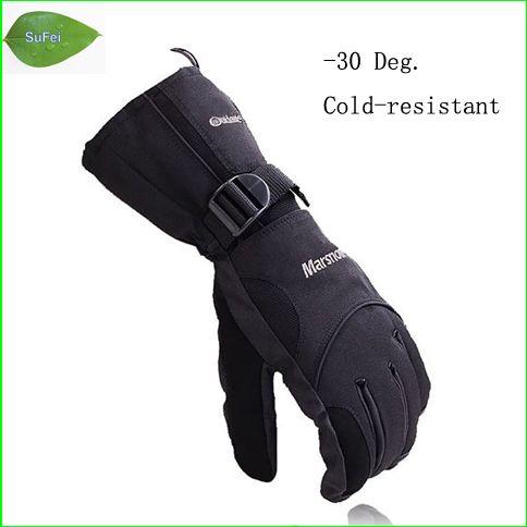 SG16K Wasserdicht Schnee Handschuhe Winter Snowboard Ski Handschuhe 30 Grad. kältebeständig Kostenloser Versand