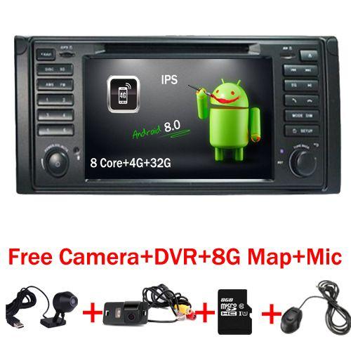 Android 8.0 Quad Core GPS Navigation 7