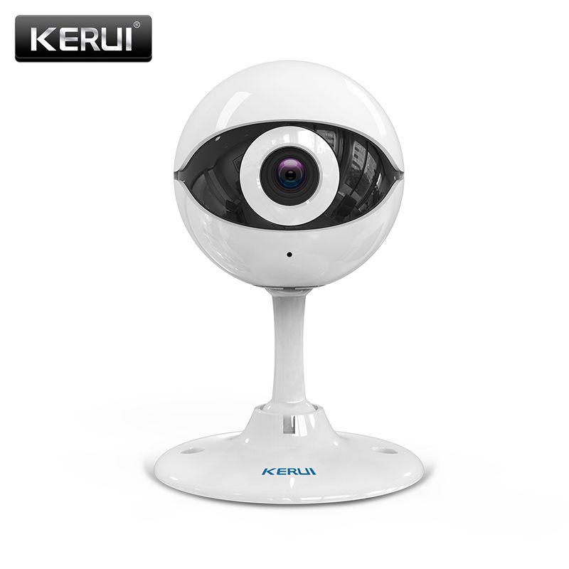 KERUI N61 Wireless Home Security IP Camera Wireless Mini IP Camera Surveillance CCTV Camera Wifi 720P Night Vision Baby Monitor