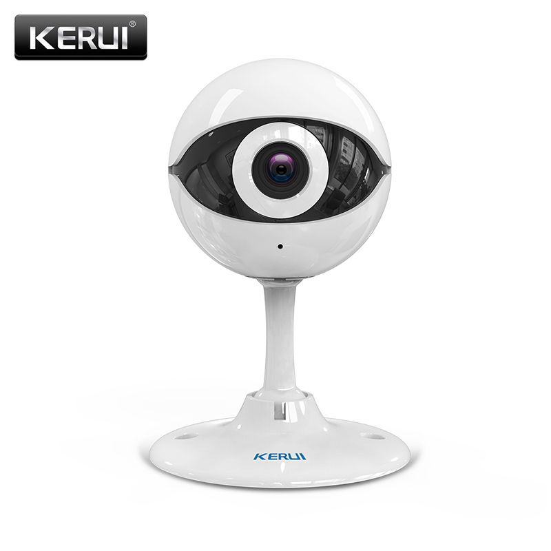 Kerui N61 Беспроводной дома безопасности IP Камера Беспроводной мини IP Камера видеонаблюдения Камера Wi-Fi 720 P Ночное видение Видеоняни и Радионян...