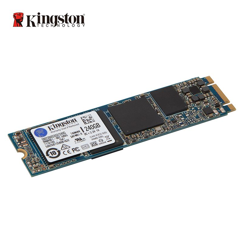 KINGSTON SSD SSDNow M.2 SATA G2 Stick 120 GB 240 GB platzsparende caseless design passt ultra-thincomputing anwendungen