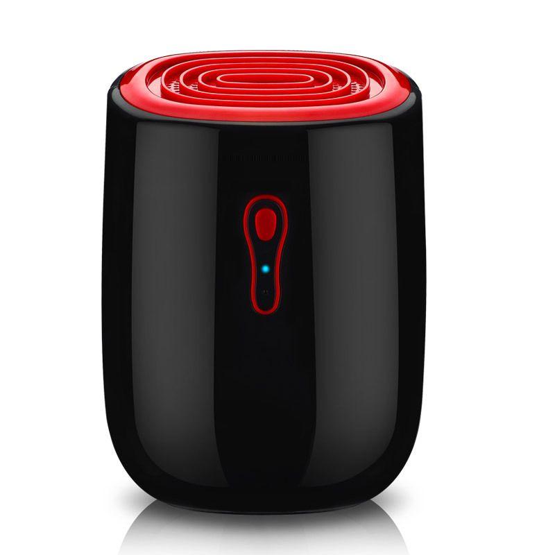 Household Mini Dehumidifier moisture absorber 100V-240V Dehumidifiers Wardrobe Air Dryer Ultra-Quiet Clothes Dryers 500ml