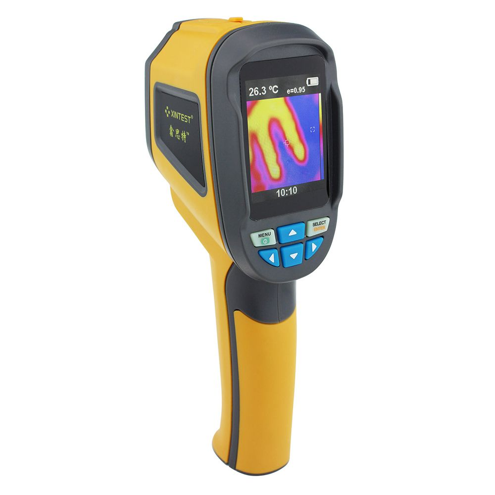 Thermal Imager instrument Camera Infrared IR Thermometer Imaging Portable Handheld Device car Testing equipment total pixels1024