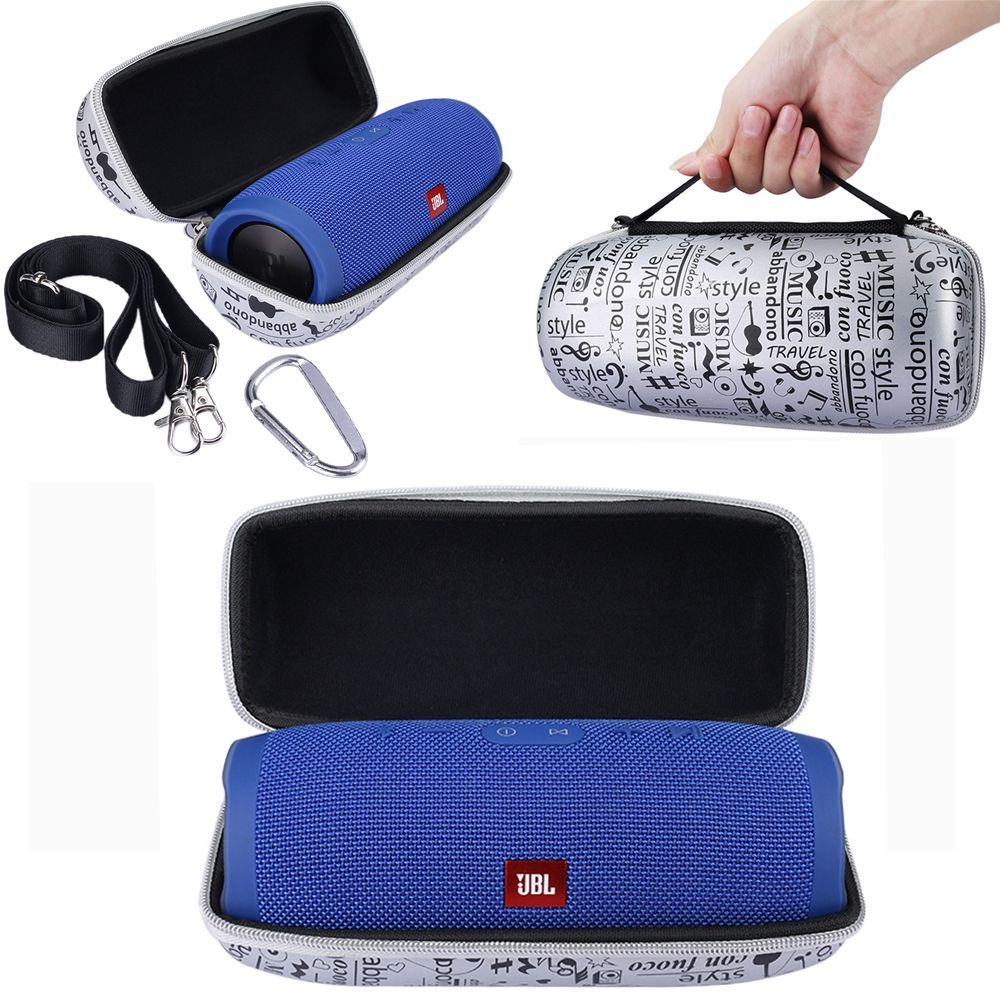 Promotional Discounts Carry Travel Protective Speaker Cover Case Pouch Bag For JBL Charge 3 /Charge3 Wireless Bluetooth Speaker