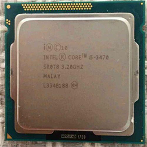 Intel quad core i5 3470 LGA 1155 buchse 3,2 Ghz verwenden H61 H67 Z77 Z68 H77 motherboard, haben i5 i5 3550/i5 3570 cpu verkauf