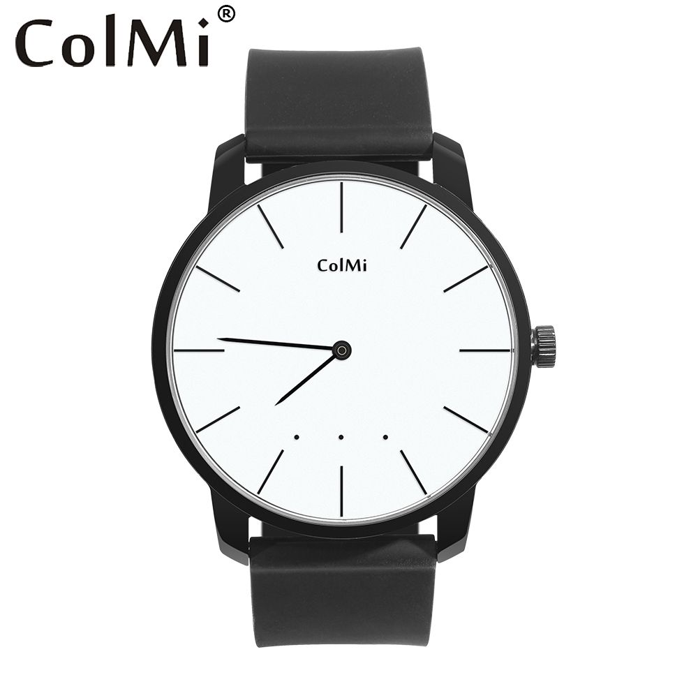 ColMi Angel Fashion Smart Watch 3 ATM Waterproof 3D smart Passometer Sleep Tracker Smartwatch For ios Android